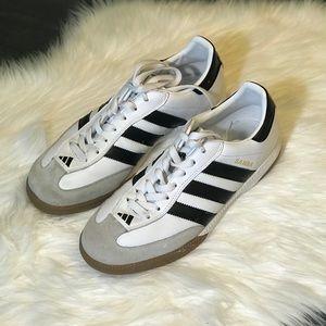 Adidas Samba OG White & Navy